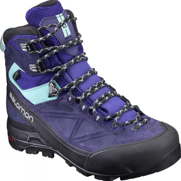 Salomon Women's X Alp Mtn GTX Spectrum Blue/Astral Aura/Ablue