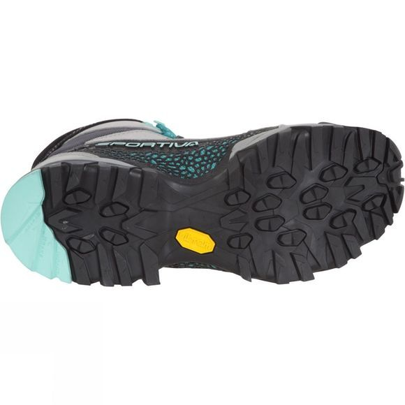 La Sportiva WOMENS NUCLEO HIGH GTX  Grey/Mint