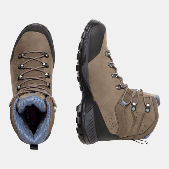 Mammut Womens Nova Tour II High GTX Shoe Oak/Bark