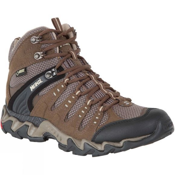 Meindl Womens Respond Mid GTX Boot Brown/Natural
