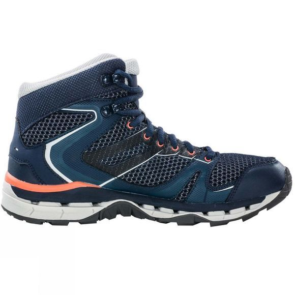 Haglofs Womens Observe Mid GT Surround Boot Tarn Blue/Blue Ink