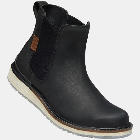 Keen Womens Bailey Chelsea Boot Black