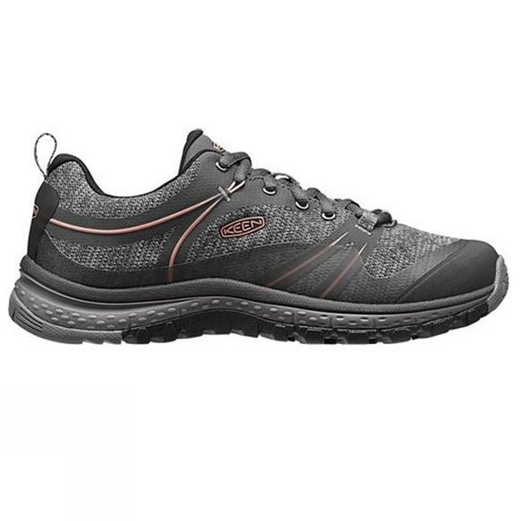Keen Womens Terradora Shoe Raven/Rose Dawn