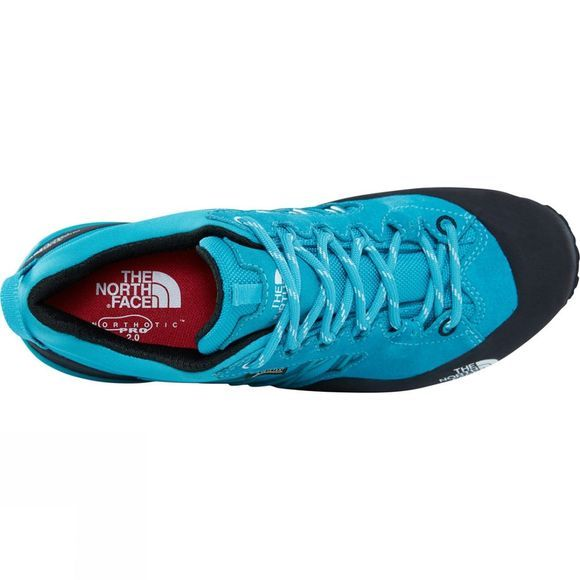 The North Face Womens Verto Plasma II GTX Shoe Bluebird/TNF Black