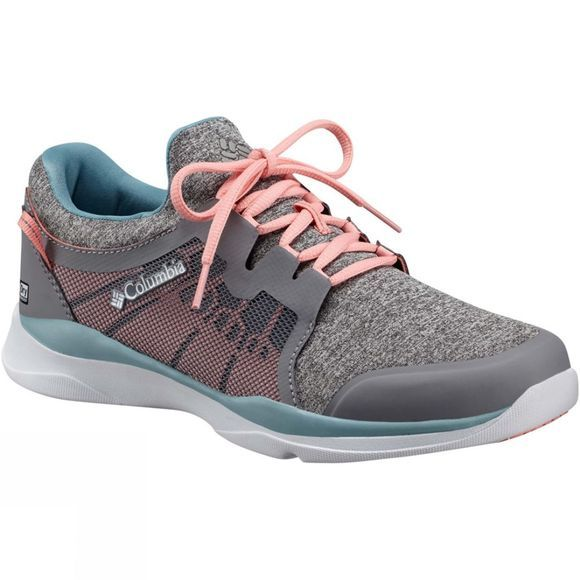 Columbia Womens ATS Trail LF92 OutDry Shoe Grey Ice, Sorbet