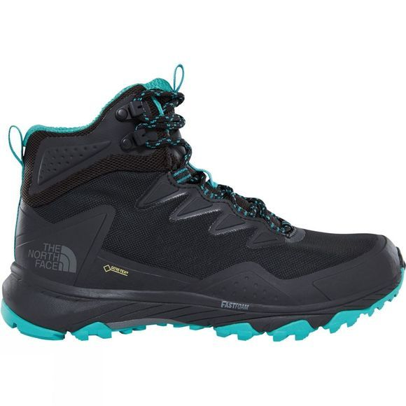 The North Face Women's Ultra Fastpack III Mid GTX® Boots TNF Black/Porcelain Green