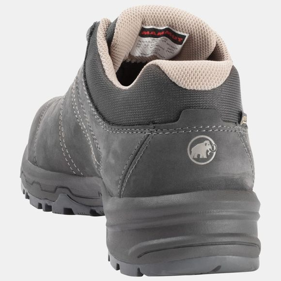 Mammut Womens Nova III Low GTX Shoe Graphite/Taupe