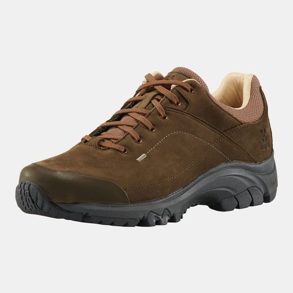 Haglofs Womens Ridge Leather Shoe Soil