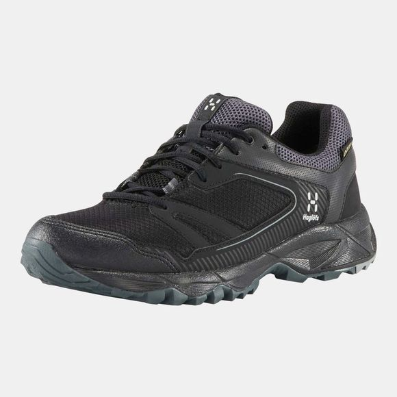Haglofs Womens Trail Fuse GT Shoe True Black