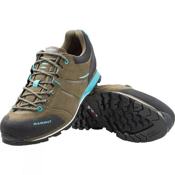 Mammut Women's Wall Guide Low Flint/Light Pacific