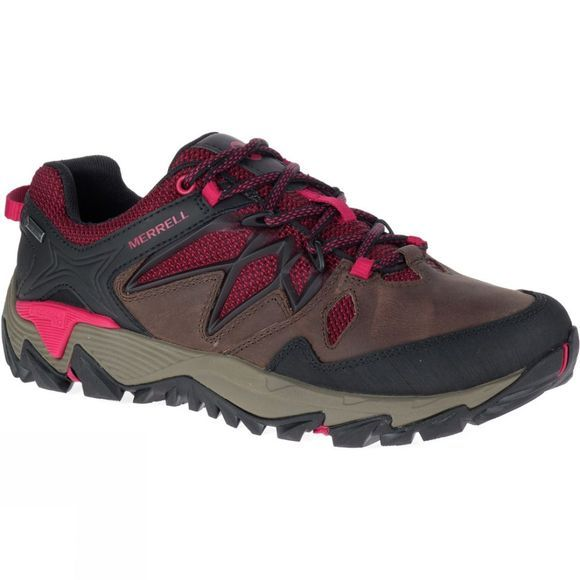 Merrell Womens All Out Blaze 2 GTX Shoe Cinnamon