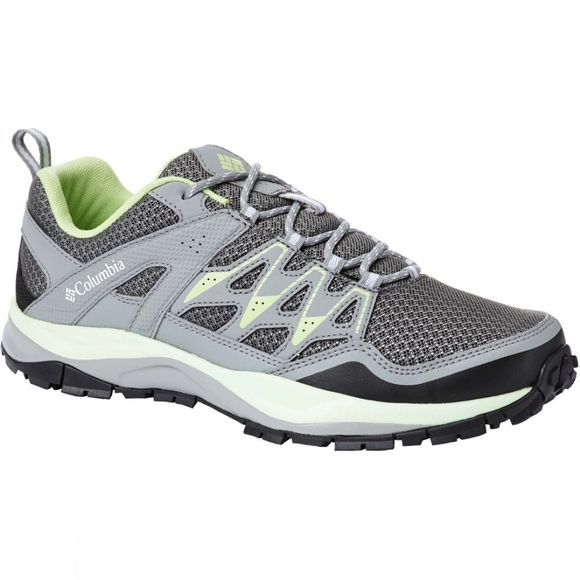 Columbia Womens Wayfinder Shoe Graphite, Jade