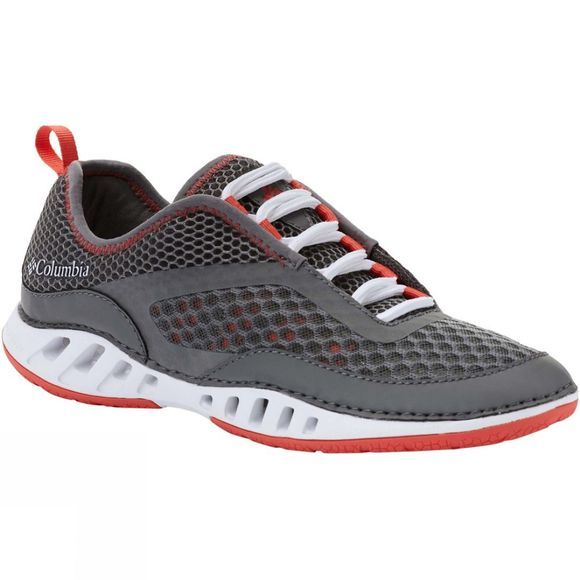 Columbia Womens Drainmaker 3D Shoe Ti Grey Steel,