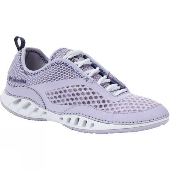 Columbia Womens Drainmaker 3D Shoe Soft Violet, Eve