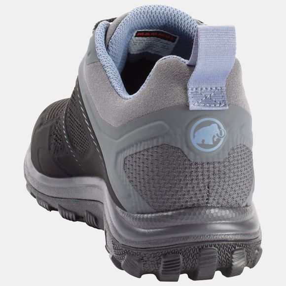 Mammut Womens Osura Low GTX Shoe Phantom/Titanium