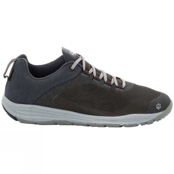 Jack Wolfskin Womens Portland Shield Low Shoe Dark Steel