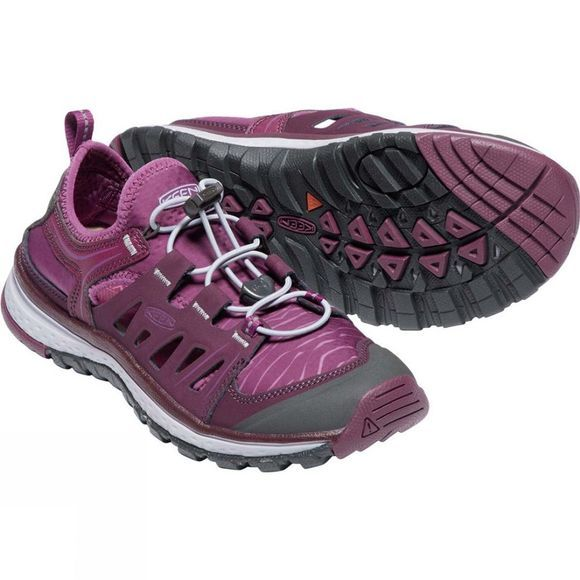 Womens Terradora Ethos Shoes