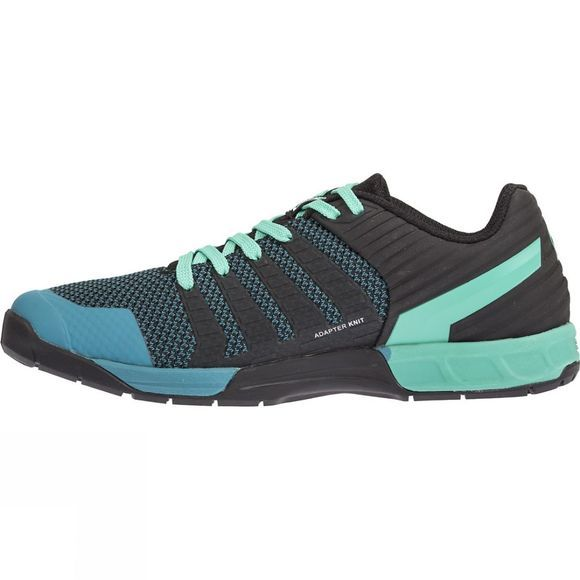 Inov-8 Womens F-Lite 260 Knit Training Shoe Teal/ Black