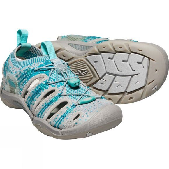 Keen Womens Evofit One Sandal Paloma/Lake Blue
