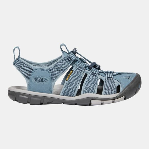 Keen Womens Clearwater CNX Sandal Blue Mirage/Citadel