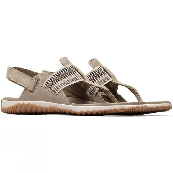 Sorel Womens Out 'n About Plus Sandals Sage