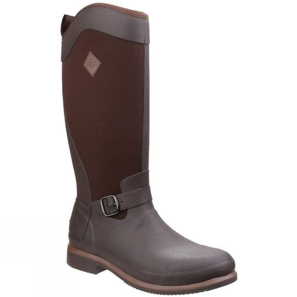 Muck Boot Reign Tall Boot Chocolate / Bison