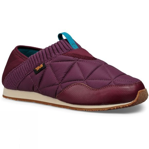 Teva Womens Ember Moc Shoe Fig