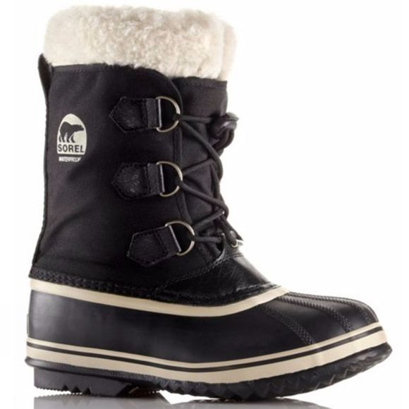 Sorel Kid's Yoot Pac Nylon Boot 14+ Black