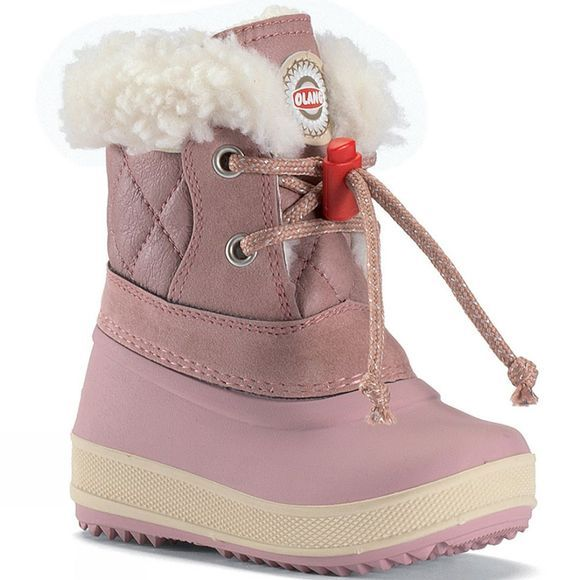 Olang   Kids Ape Snow Boots Rose