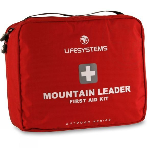 mountain leader first aid
