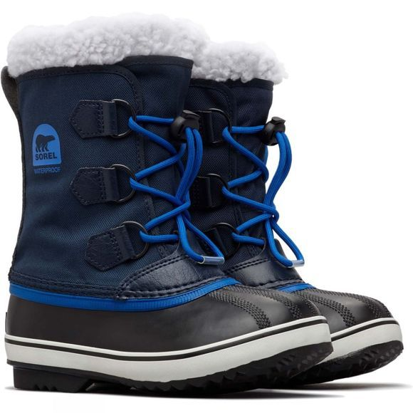 Sorel Girls Pac Nylon Boot Collegiate Navy