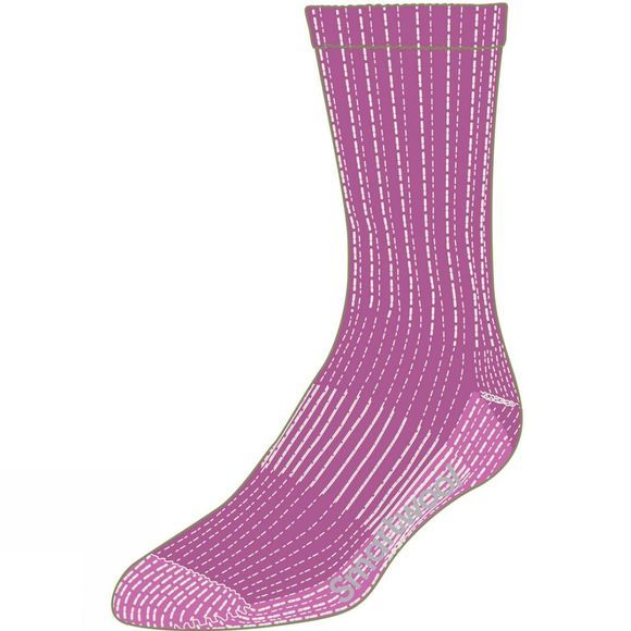 SmartWool Women's Hike Light Crew Meadow Mauve