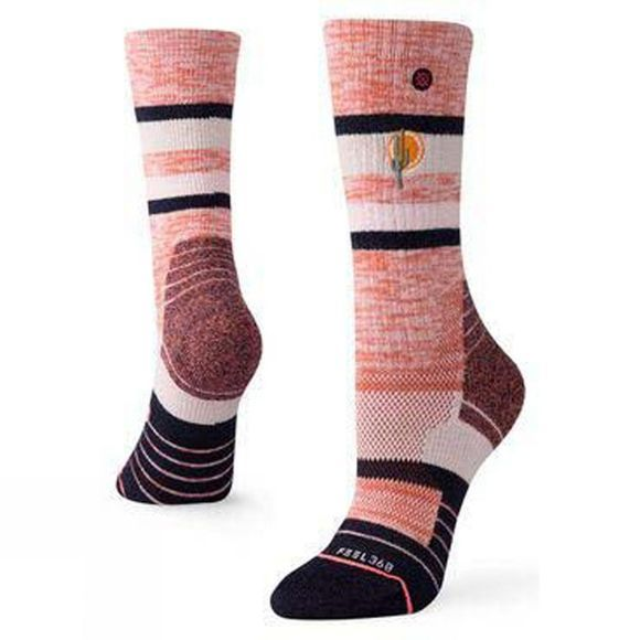 Stance Womens Hike Crew Socks Freemont Pass Hike
