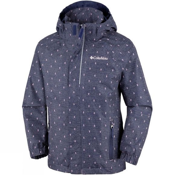 Columbia Boys Holly Peak Jacket Nocturnal Campfire