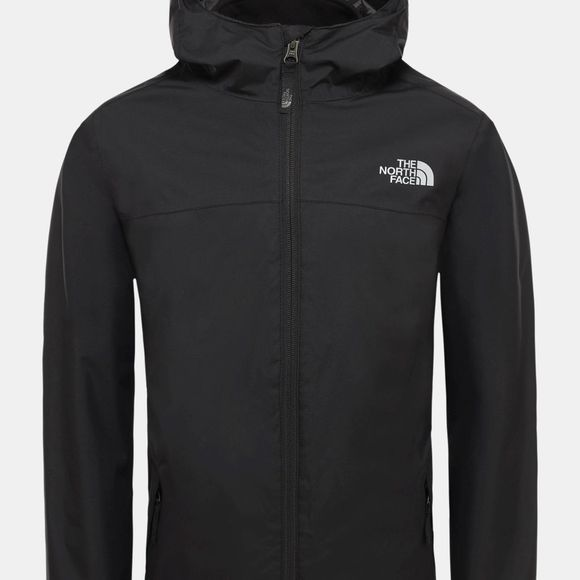 The North Face Boy's Elden Rain Triclimate Jacket TNF Black