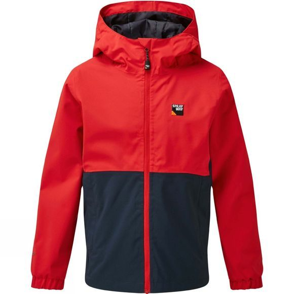 Sprayway Hergen Junior Jacket Racing/Blazer