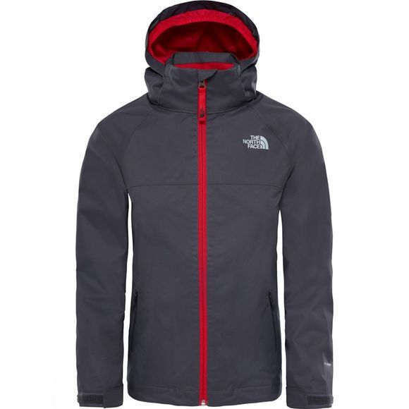 Boy's Stormy Day Rain Jacket