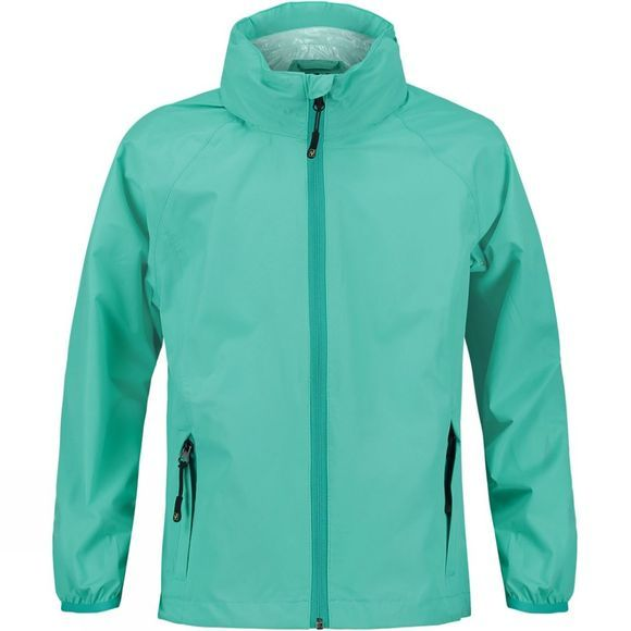 Ayacucho Ayacho Edonita Packable Jacket 14+ Peppermint