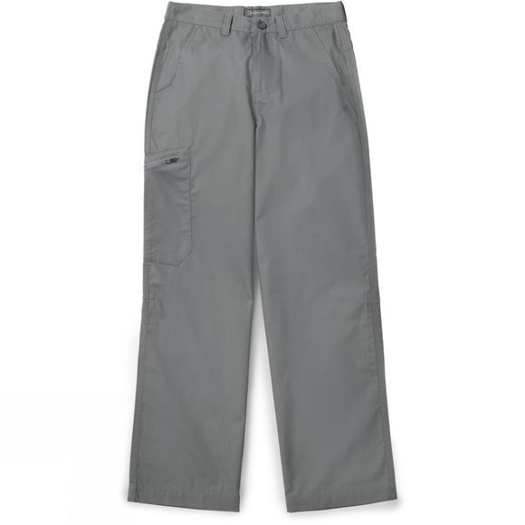 Craghoppers Kids Kiwi Trousers Platinum