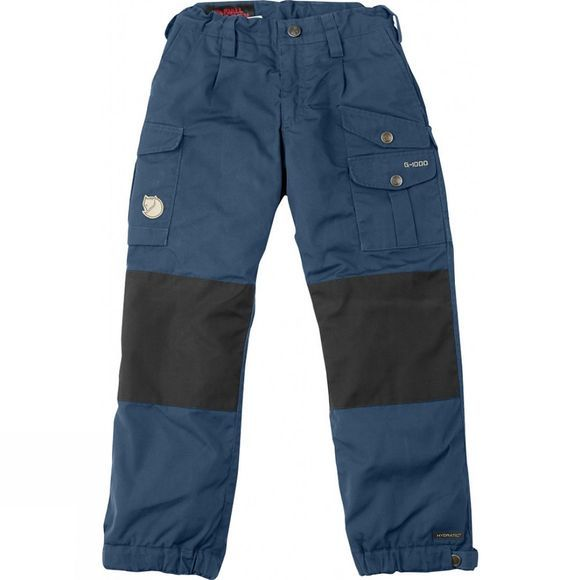 Fjallraven Kids Vidda Padded Trousers Uncle Blue