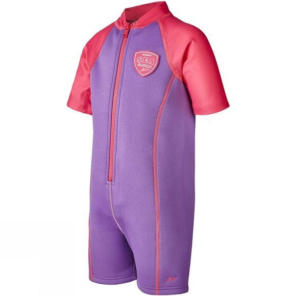 Girl's Seasquad Hot Tot Suit