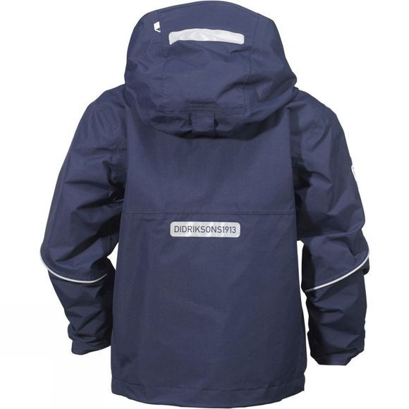 Didriksons Pani Kid's Jacket Navy