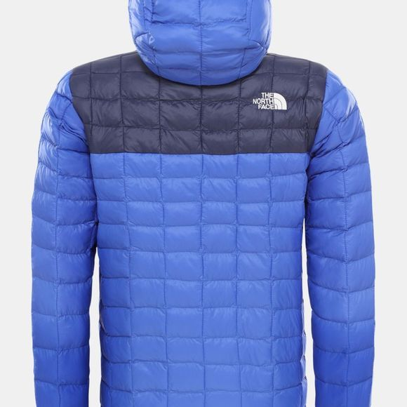 The North Face Boys Thermoball Eco Hoodie TNF Blue