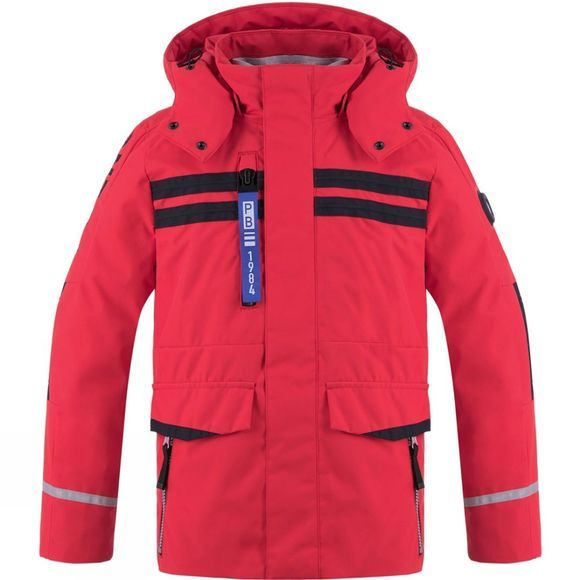 Poivre Blanc Boys 2 in 1 Jacket scarlet red4