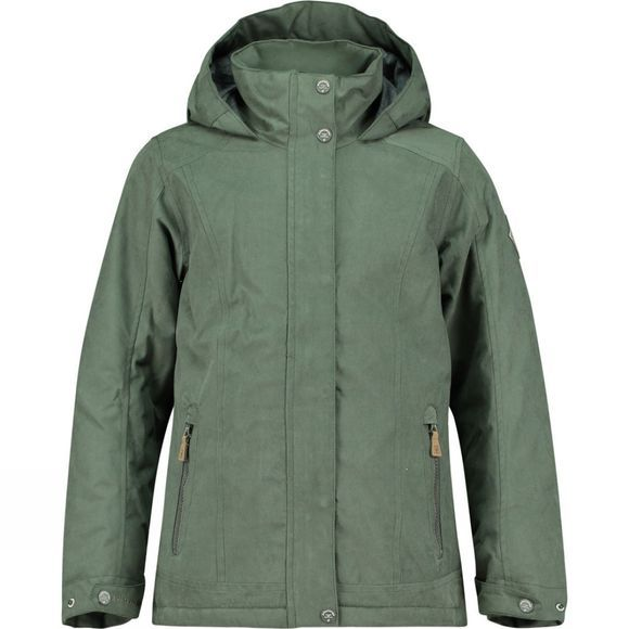 Ayacucho Youth Coat Moss