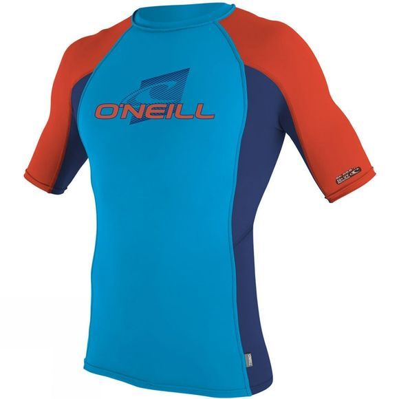 Wetsuit Youth Skins Short Sleeve Crew