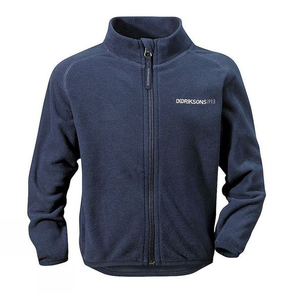 Didriksons Kid's Monte Fleece Navy