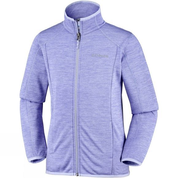 Columbia Boys Wilderness Way Fleece Jacket Periwinkle