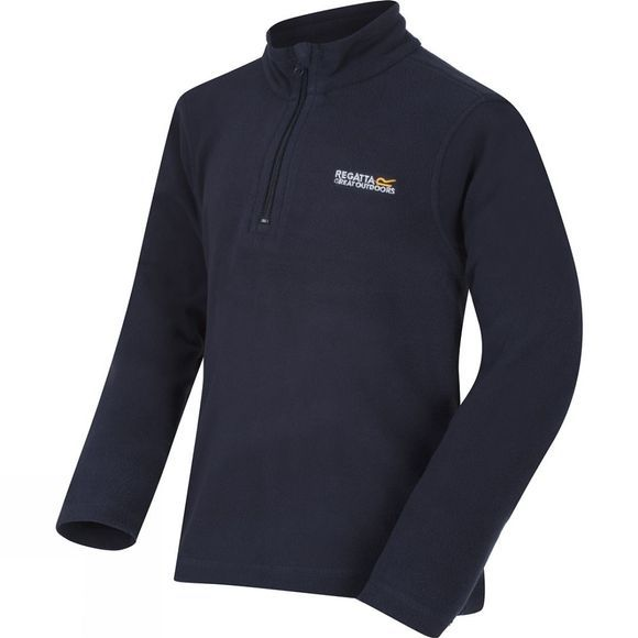 Regatta Youths Hot Shot II Fleece Age 14+ Navy / Navy