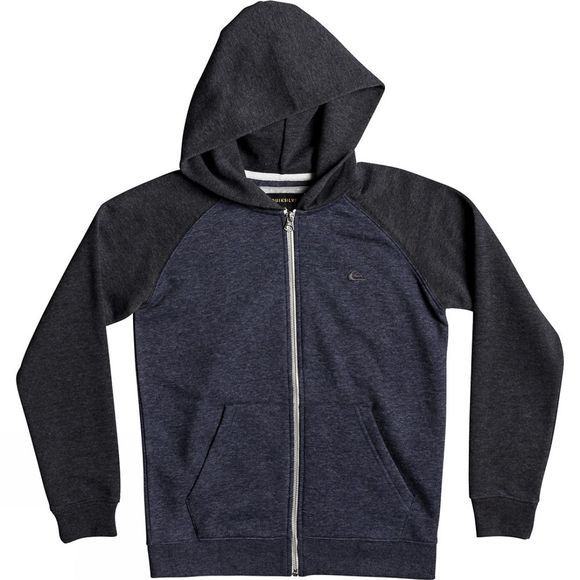 Quiksilver Kids Everyday Zip Youth Hoody 14+ Tarmac